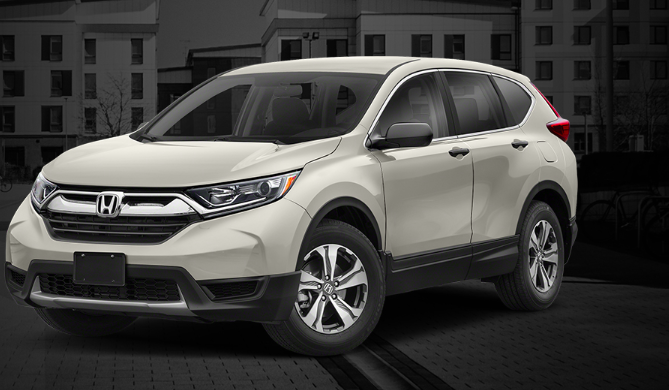 New 2019 Honda CR-V LX FWD