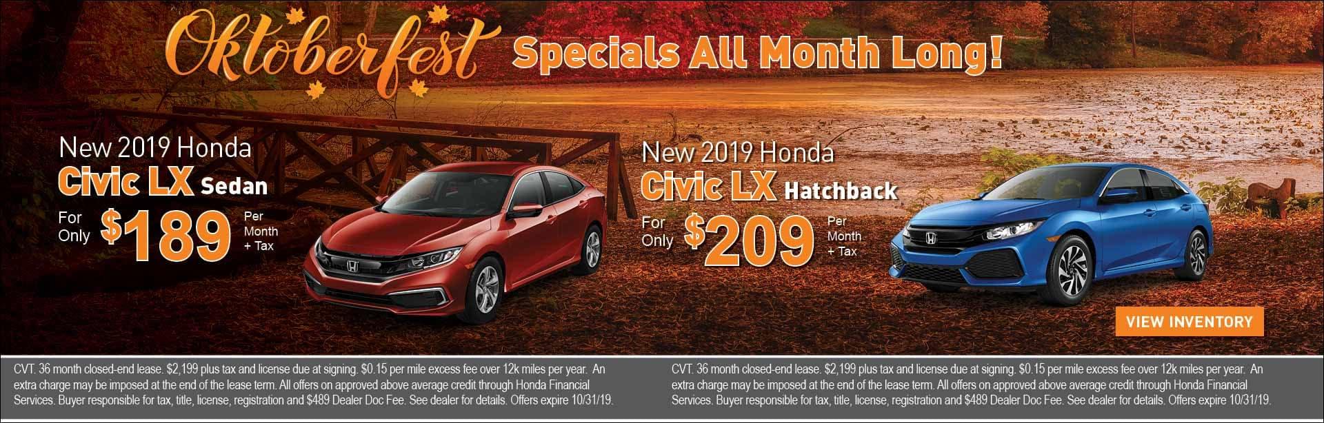 Civic LX Hatchback