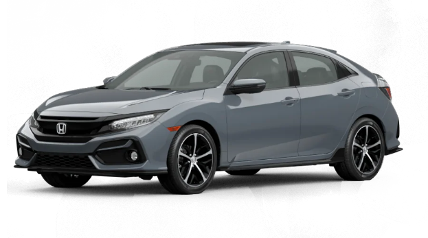 2020 Honda Civic Comparison Image