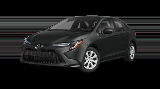 2020 Toyota Corolla Comparison Image