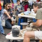 Doylestown Arts Festival Pottery