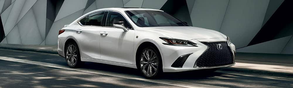 2020 Lexus ES 350 vs. 2020 Acura TLX Advance Package