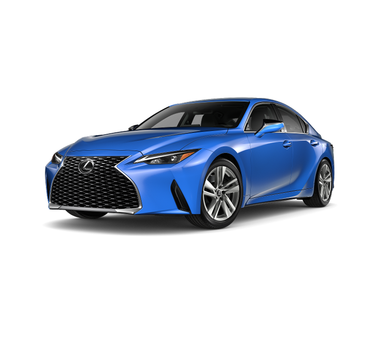 New 2021 Lexus IS 300 AWD Lease