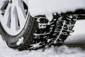 Bridgestone Blizzak Snow Tires