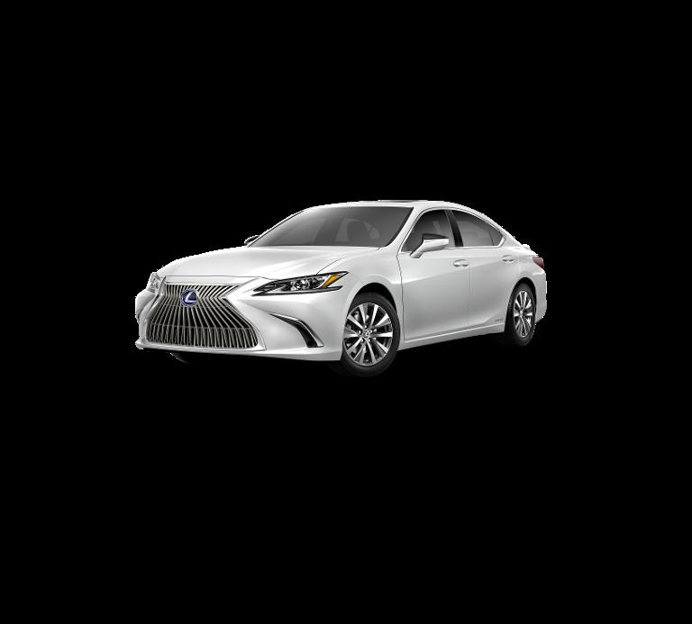 New 2021 Lexus ES 300h Lease