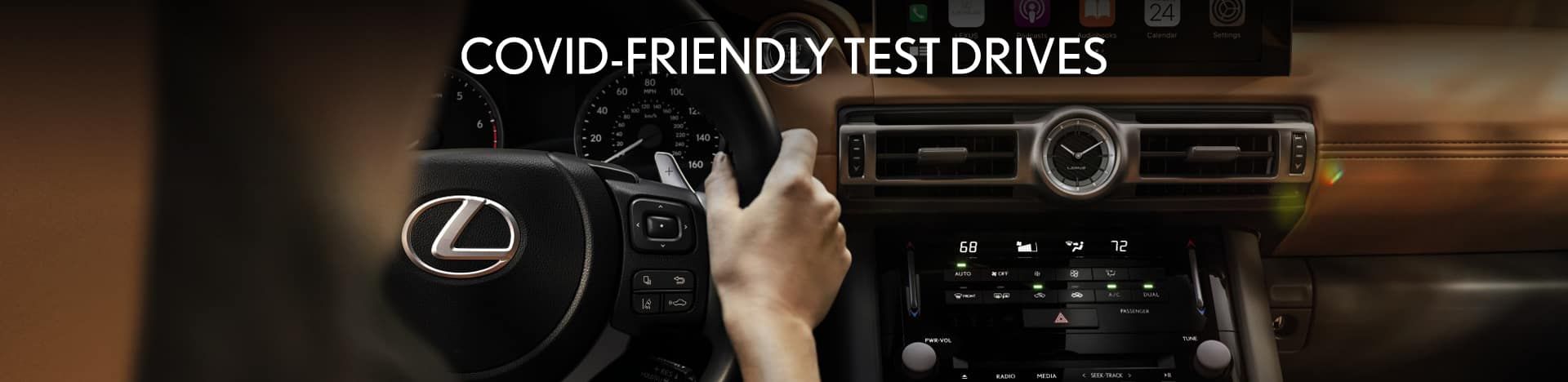 Schedule an appointment with us for a COVID-friendly test drive in Doylestown, PA