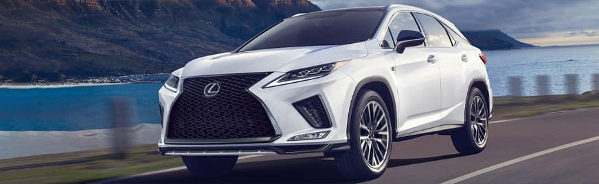Exciting new Lexus models coming soon for 2022