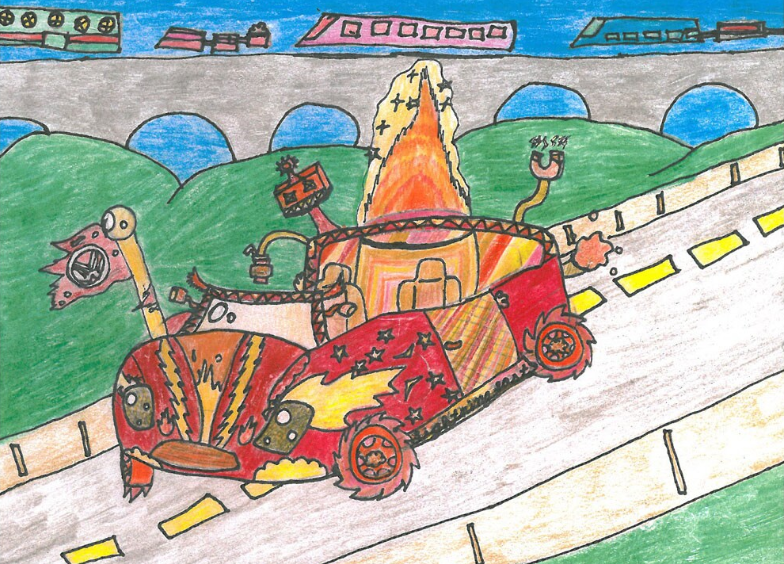 Draw the Future Car