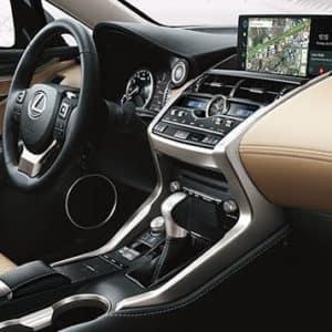 2020 Lexus NX 300 Crossover Dashboard from Thompson Lexus