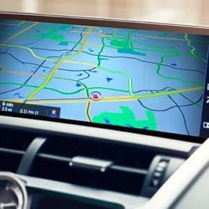 2020 Lexus NX 300 Navigation System