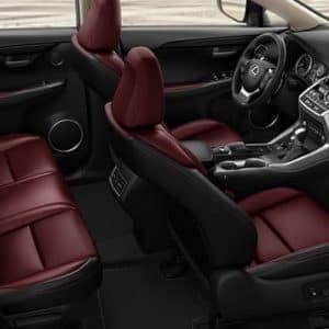 2020 Lexus NX 300 Leather Interior