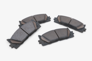 2 pairs of Lexus brake pads