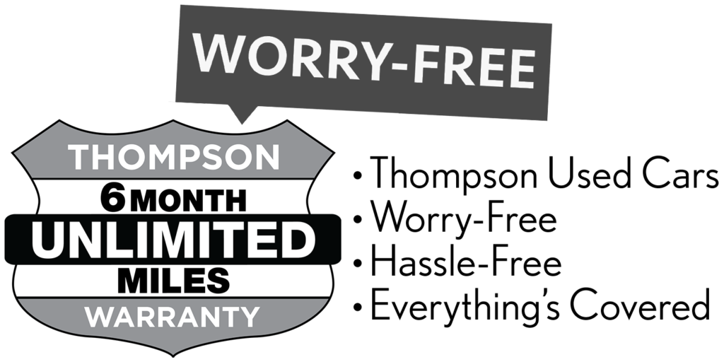 Thompson Lexus Unlimited Miles Warranty