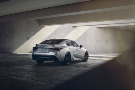 The All New 2021 Lexus IS | Thompson Lexus Willow Grove
