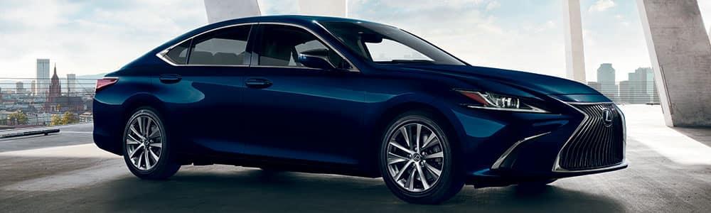 2020 Lexus ES 350 vs. 2020 Infiniti Q50 3.0T