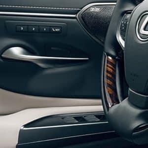 2020 Lexus ES Interior Door Steering Wheel