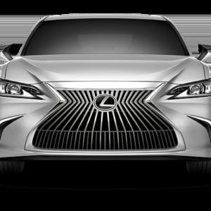 2020 Lexus ES Exterior Front