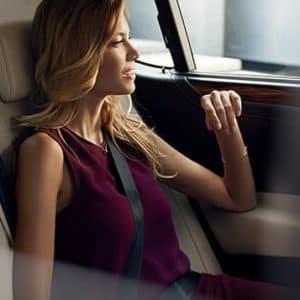 2020 Lexus ES Interior Luxury