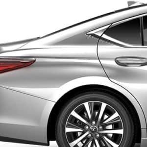 2020 Lexus ES Exterior Rear Fender