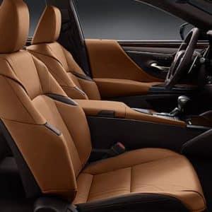 2020 Lexus ES Leather Interior