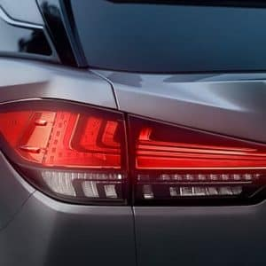 2020 Lexus RX 350 Crossover Tail Light