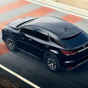 2020 Lexus RX Crossover Driving
