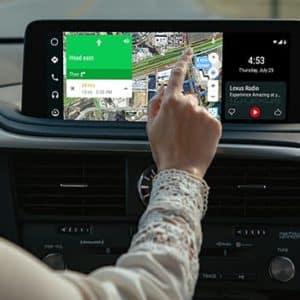 2020 Lexus RX 350 Crossover Navigation