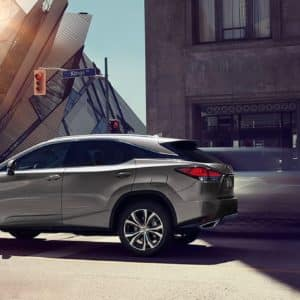 2020 Lexus RX 350 Crossover Exterior from Thompson Lexus Willow Grove