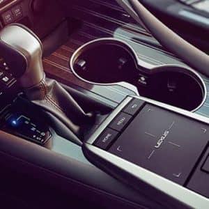 2020 Lexus RX 350 Crossover Interior Console