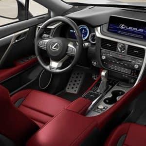 2020 Lexus RX 350 Crossover Interior
