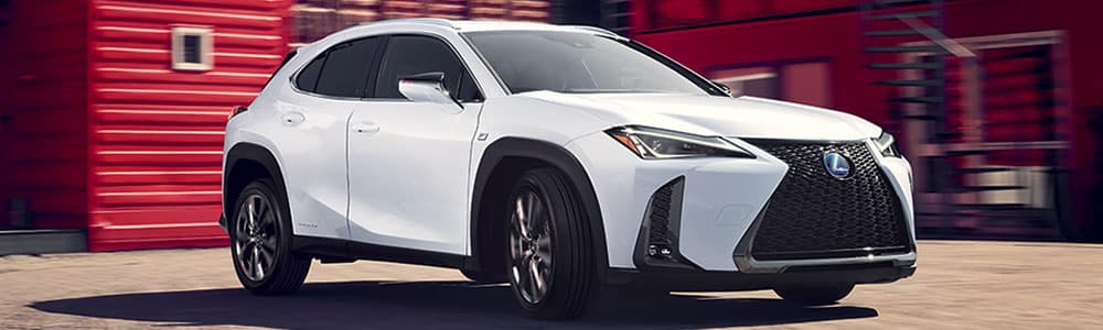 2020 Lexus UX 200 vs. 2020 Mercedes GLA 250