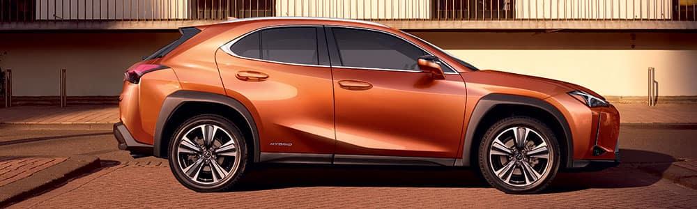 2020 Lexus UX 200 vs. 2020 Audi Q3