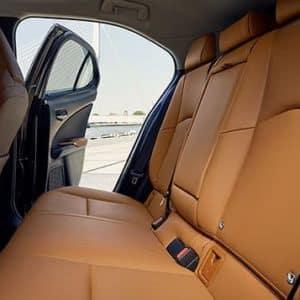 2020 Lexus UX Leather Interior
