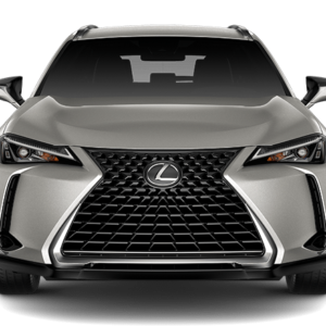 2020 Lexus UX Front Exterior