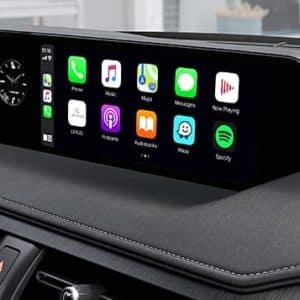 2020 Lexus UX Technology