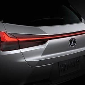 2020 Lexus UX Tail Lights