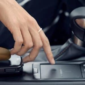2020 Lexus UX Center Console Controls