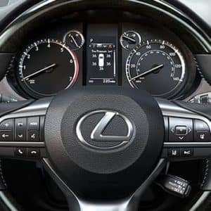 2020 Lexus GX 460 Steering Wheel