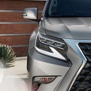 2020 Lexus GX 460 SUV Exterior Front View