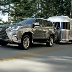 2020 Lexus GX 460 Exterior Towing