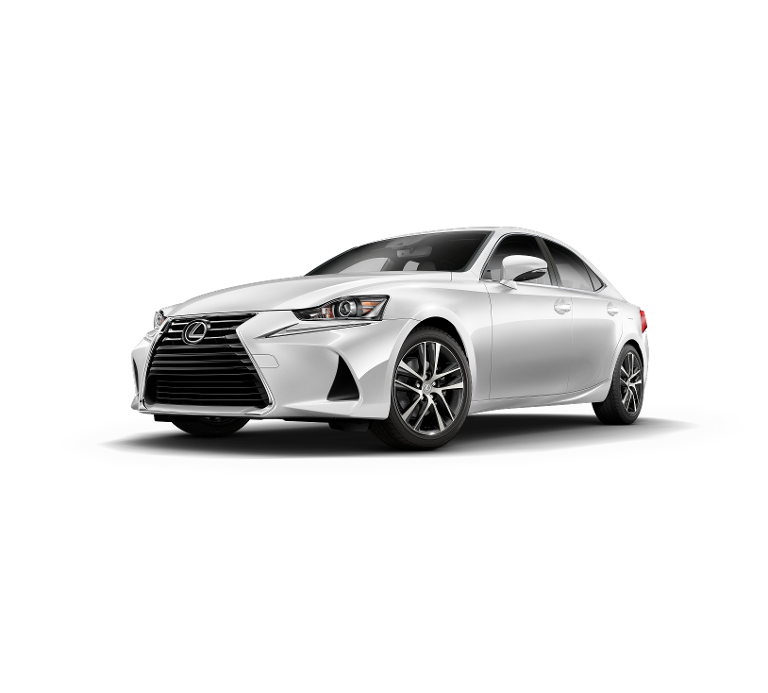 New 2020 Lexus IS 300 AWD Lease