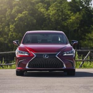 Future Lexus GS replacement