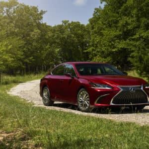 all wheel drive lexus sedans Montgomery county