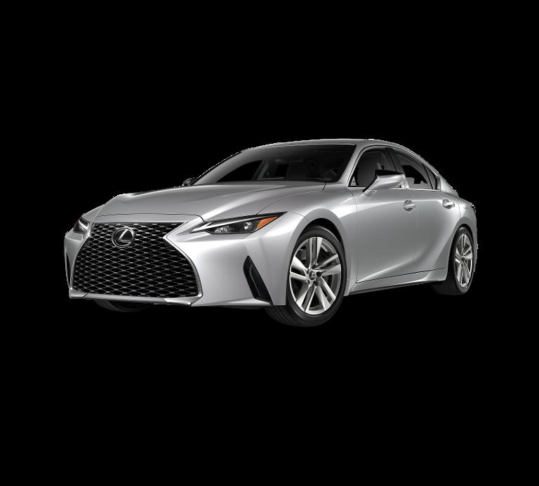 New 2021 Lexus IS 300 AWD Finance