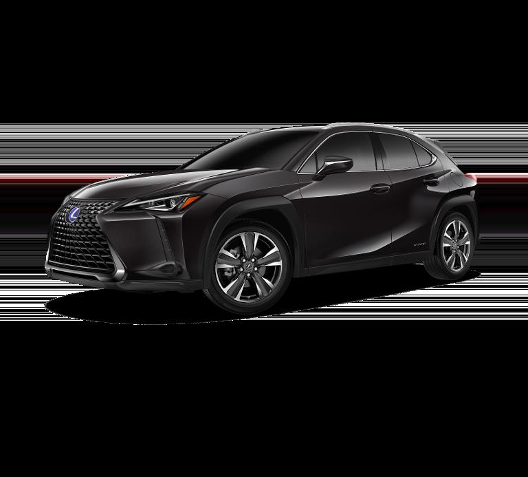 New 2021 Lexus UX 250h AWD Lease