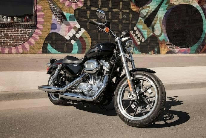 GET ON A SPORTSTER FOR AS LOW AS $124 PER MONTH