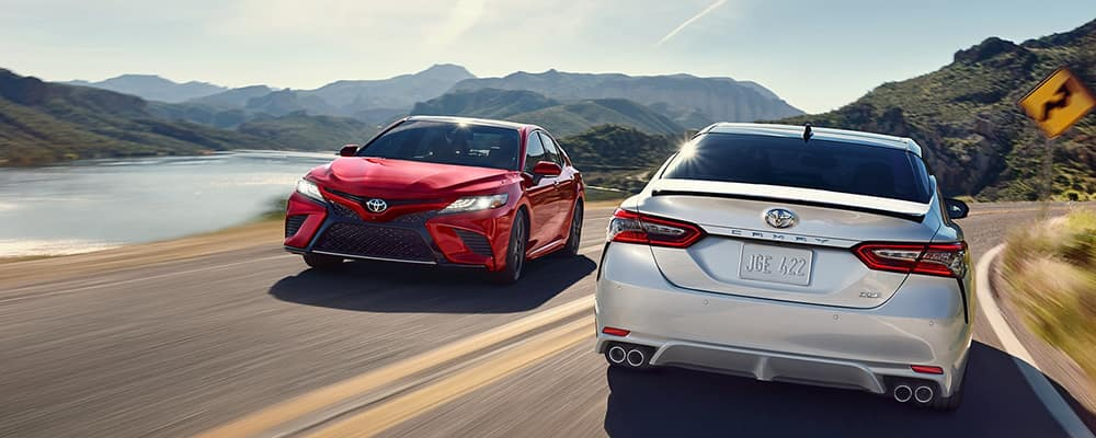 2020 camry colors