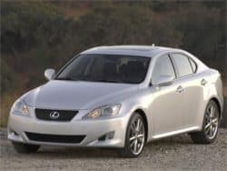15% off vintage special showing 2008 Lexus IS 250