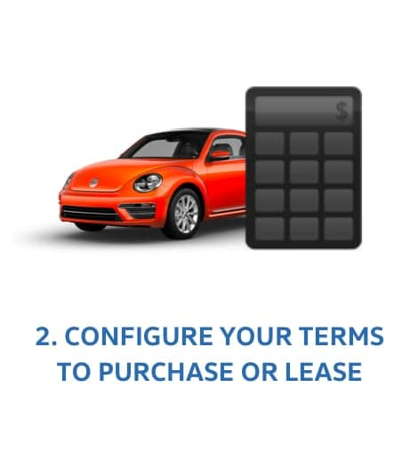 Configure Your Terms To Purchase Or Lease