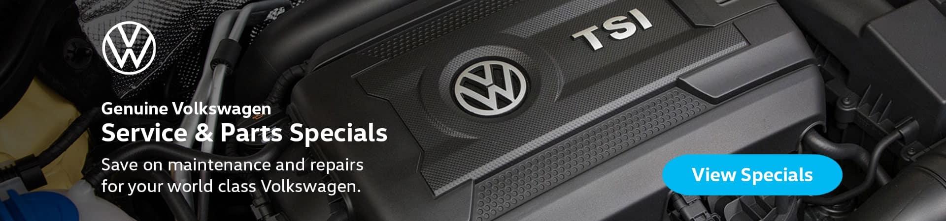VW Service Specials